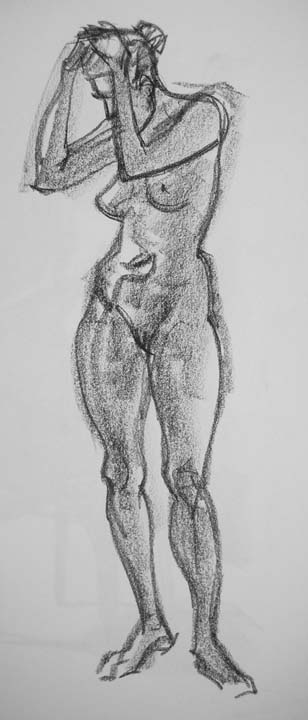 Draw!: Figure Drawings Week 14