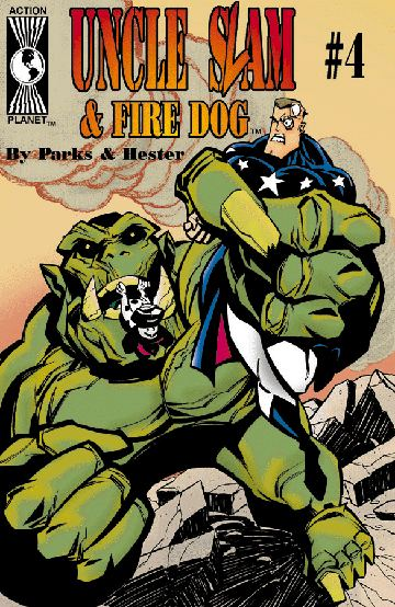 Uncle Slam and Fire Dog